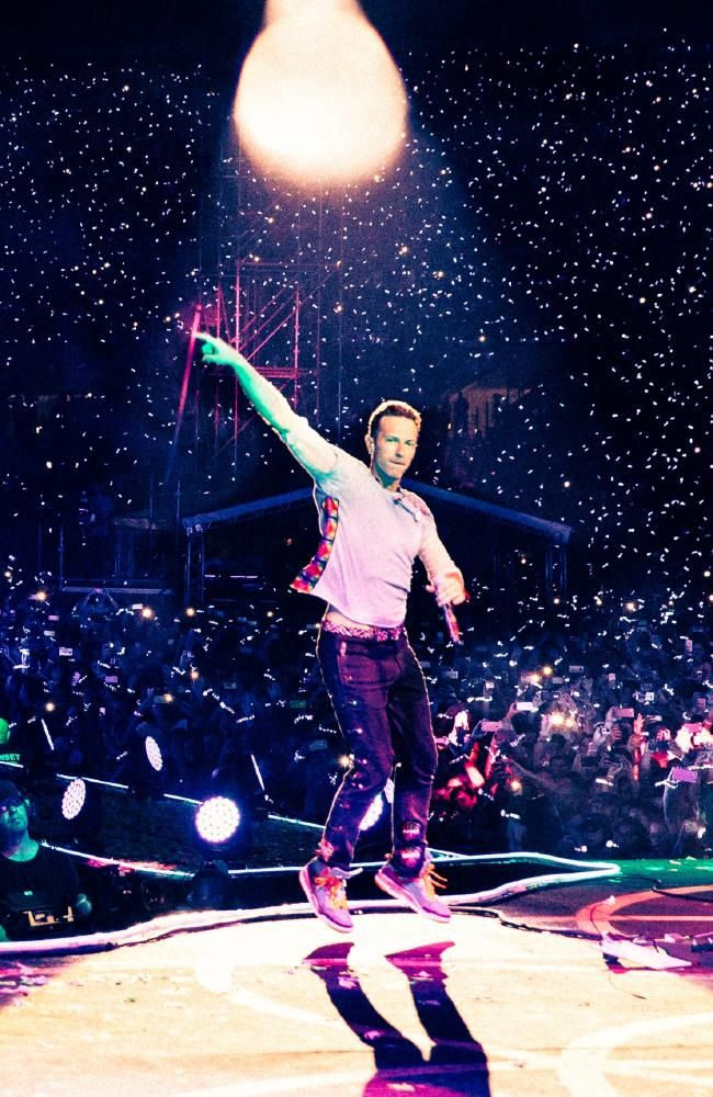 Chris Martin hints A Head Full Of Dreams could be Coldplay's last record | The Courier-Mail