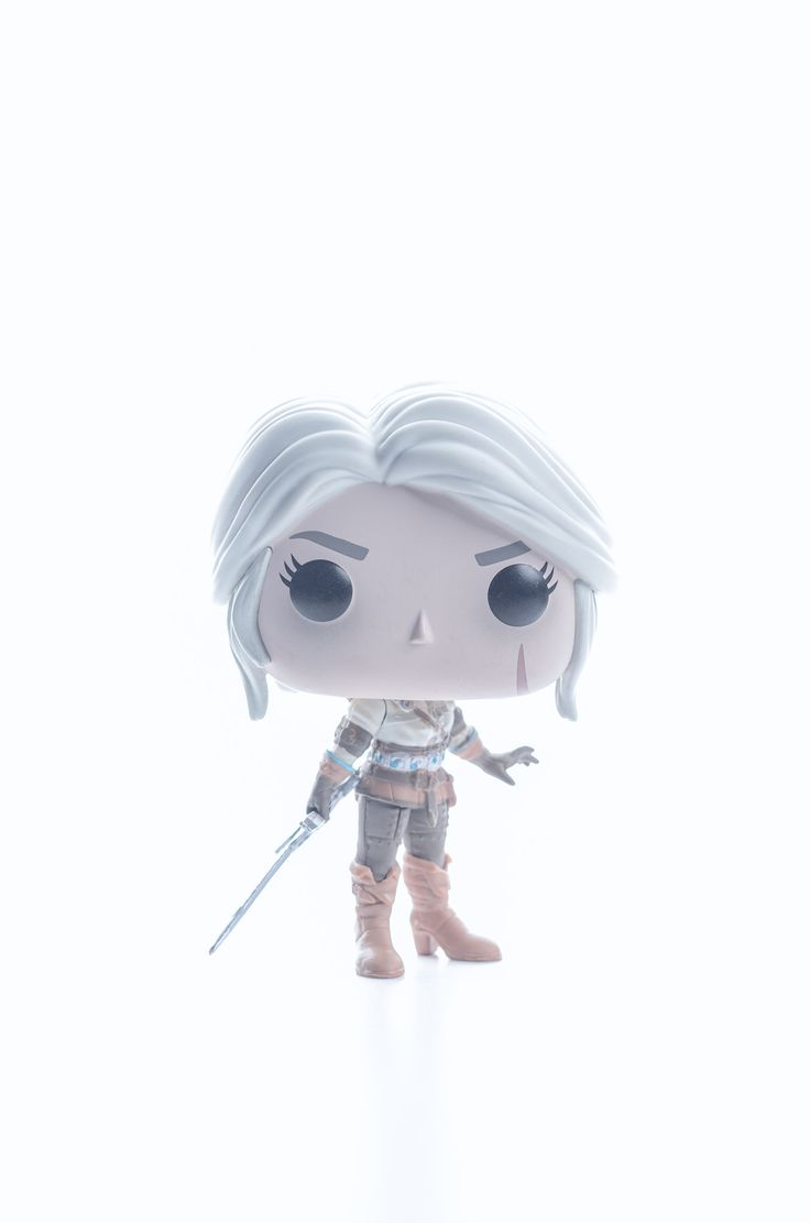 The Lady of Space and Time - The Lady of Space and Time. Product lighting test.  Model: Ciri, Funko Pop.  Photo & Edition: Javier Escribano.  Thanks for your time, comments will be appreciated.