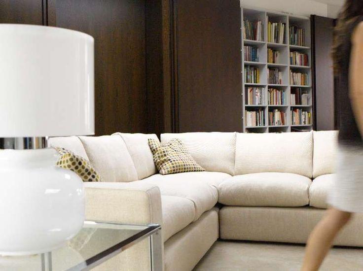 White Leather Corner Units: Best 25+ White Leather Sofas Ideas On Pinterest