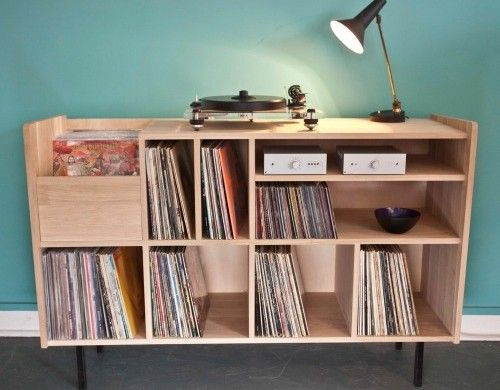 49 best images about interieur on pinterest furniture - Meuble hifi diy ...