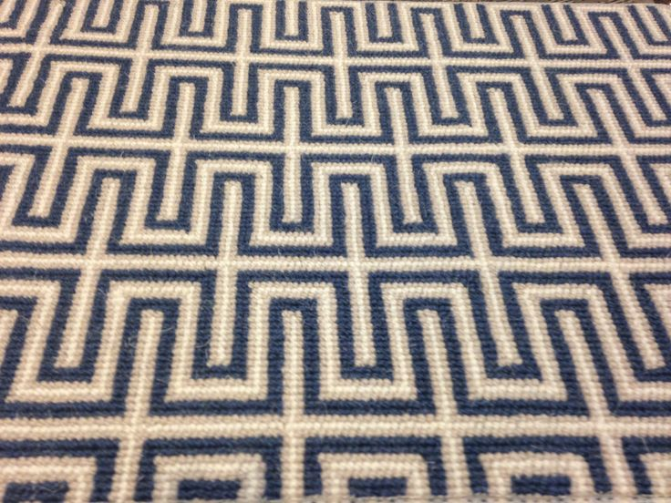 This Quot Greek Key Quot Pattern Is A New Wool Pattern Carpet
