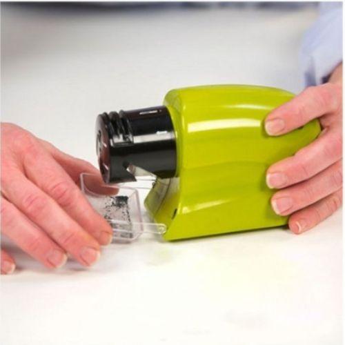 Pilli Bıçak Bileme Makinası - Mutfak Ürünleri - Durbuldum.com - makas bileme