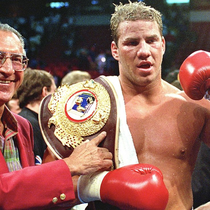 Former WBO Heavyweight Champion Tommy Morrison Passes Away at Age 44
