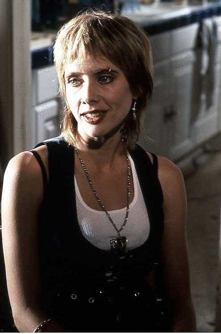 "Rosanna Arquette in ""Pulp Fiction"" (1994). DIRECTOR: Quentin Tarantino."