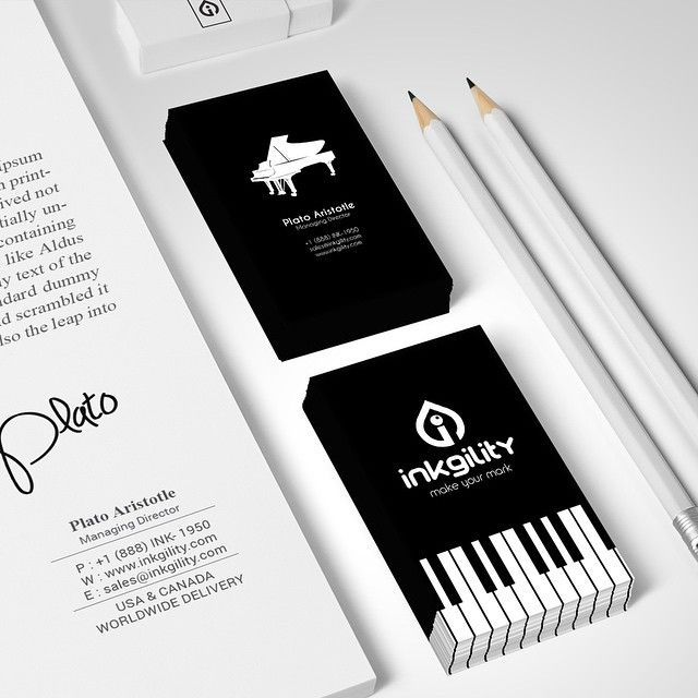 279 best standard business cards images on pinterest business ode to billy joel colourmoves
