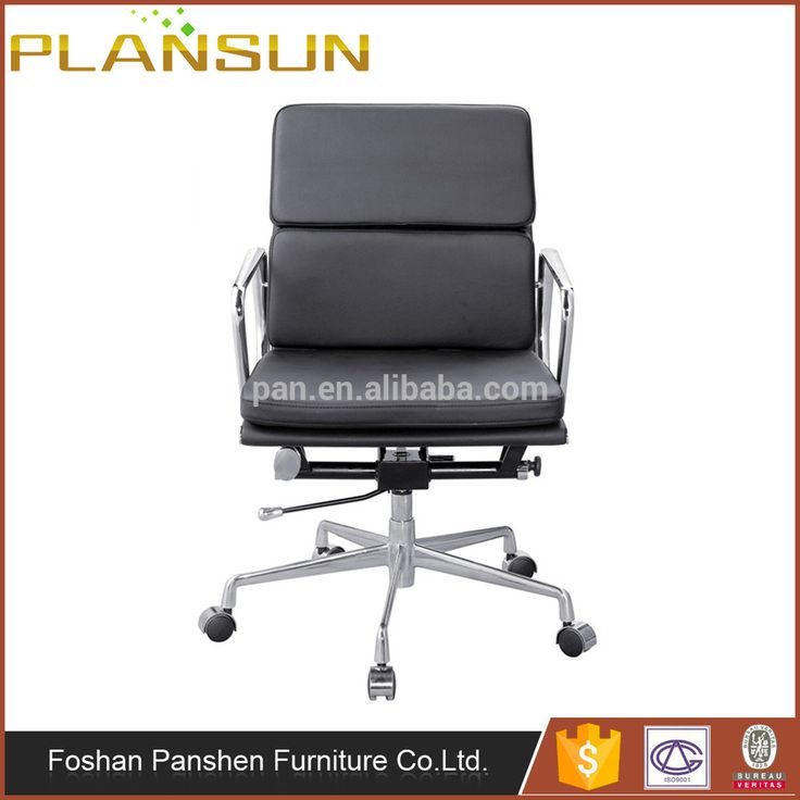 Office system furniture replica Modern Leather Office Chairs