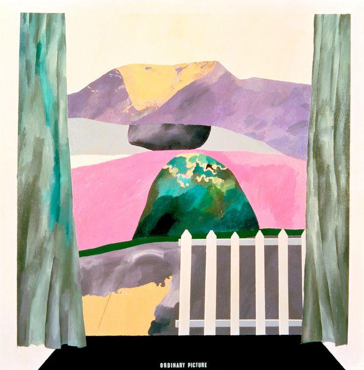 Ordinary Picture - David Hockney