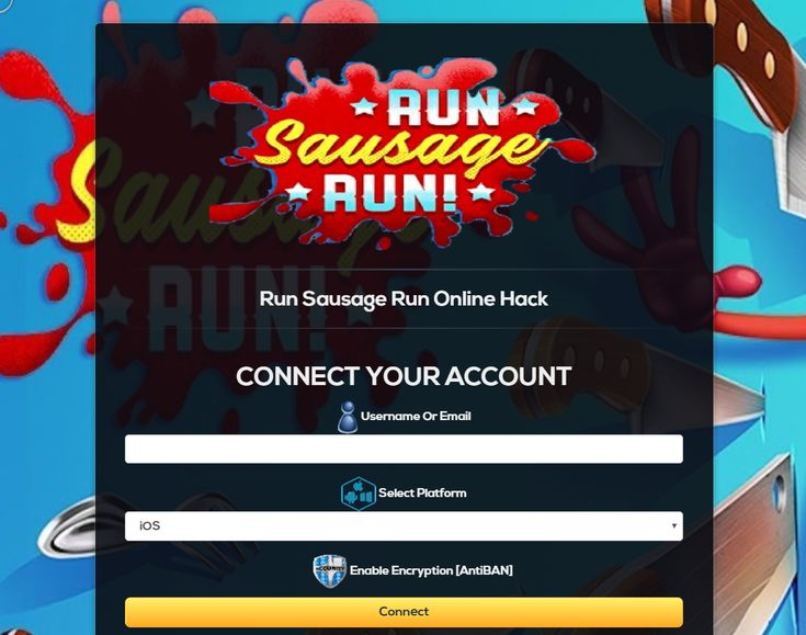 Run Sausage Run Hack and Cheats for iOS and Android