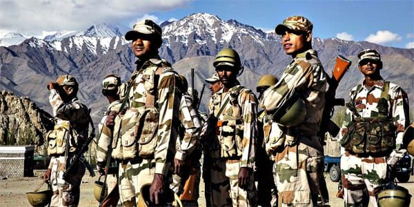 Indian Textiles Ministry shows concern for soldiers' clothing.  #Soldieruniform  #Textile #Sustainability