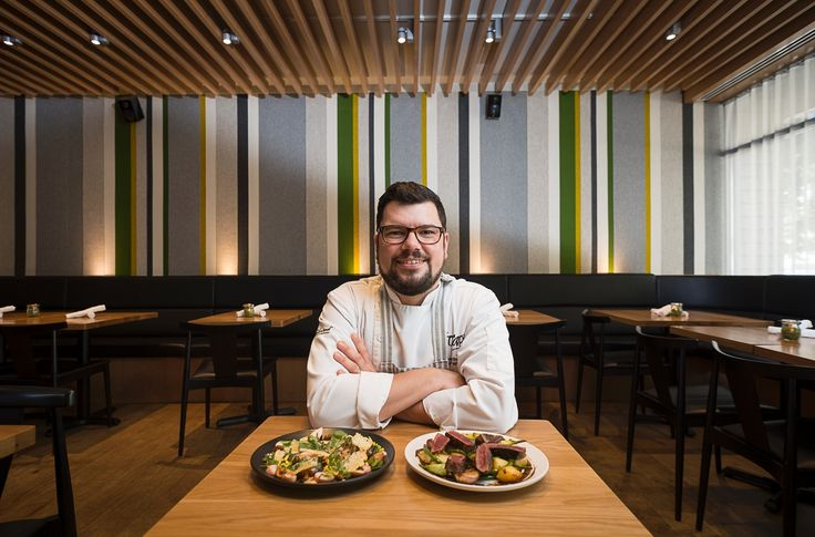 Chris Whittaker and Forage win Gold for Best Brunch in the West End.