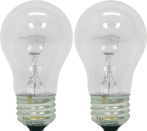 Ge Appliance 21188 40 Watt 415 Lumen A15 Light Bulb With Me In