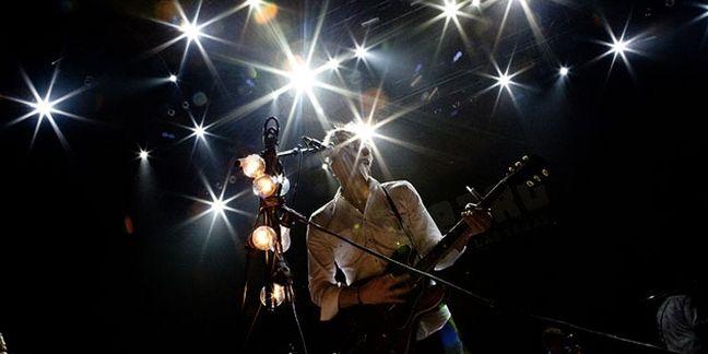 """Spoon's Britt Daniel Covers David Bowie's """"Never Let Me Down"""""""