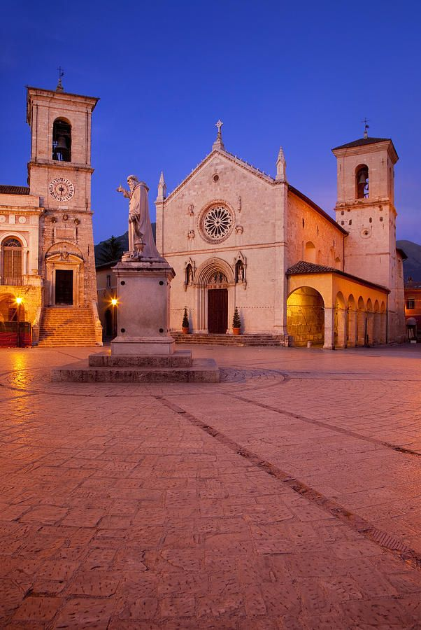 Norcia, Umbria, Italy.I would love to go see this place one day.Please check out my website thanks. www.photopix.co.nz