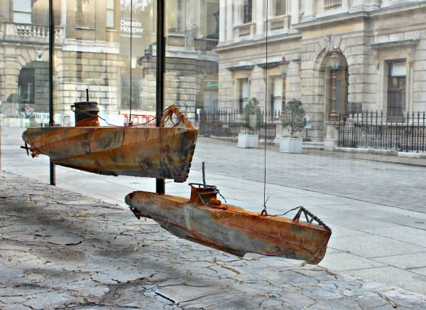 Submarines Anselm Keifer