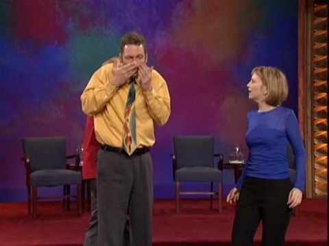Whose Line Party Quirks...FUNNIEST THING I HAVE EVER SEEN.
