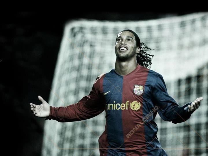 Ronaldinho - One of the best football player!