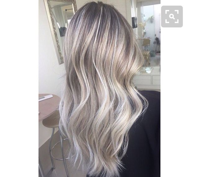 Crystal Ash Blonde Hair Color Ideas For Winter 2016: 18 Best Look Book: Cool Blondes. Images On Pinterest