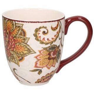 Kubek ceramiczny DUO MAZURY 900 ml