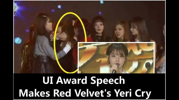 Red Velvet's Yeri Couldn't Hold Back Her Tears In Tears When IU Talks Ab...