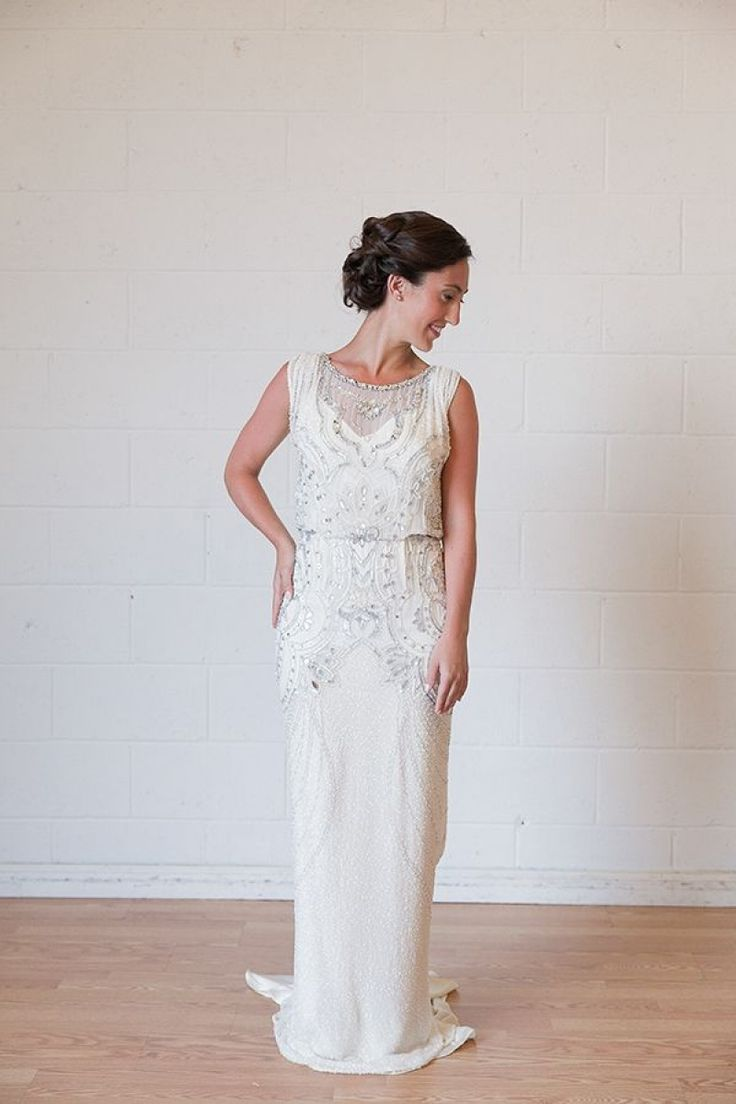 The 22 best Jenny Packham Wedding Dresses for Rent or Sale images on ...