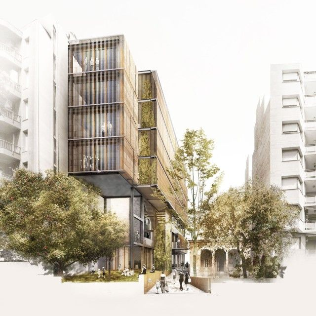architecturalvisualisation:  by Carles Enrich