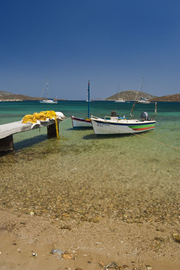 Astypalea Island - Maltezana beach #Greece  Stayed at the Mayor's house..back in the 70's..1 or 2 taxis back then and spear fishing for dinner..