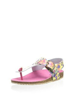45% OFF Nens Kid's Thong Sandal (Napa Tf_Azteca Bco)