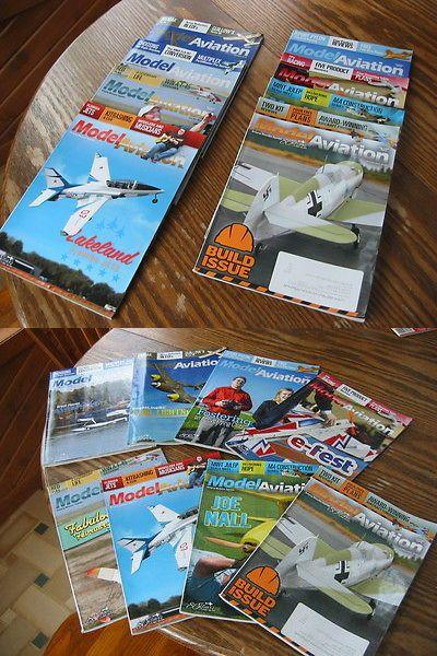 Magazines: Model Airplane Magazine Rc Model Aviation Radio Control Plane Magazines -> BUY IT NOW ONLY: $3.99 on eBay!