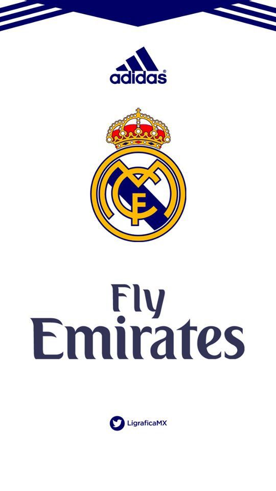 Love Real Madrid is like love the present