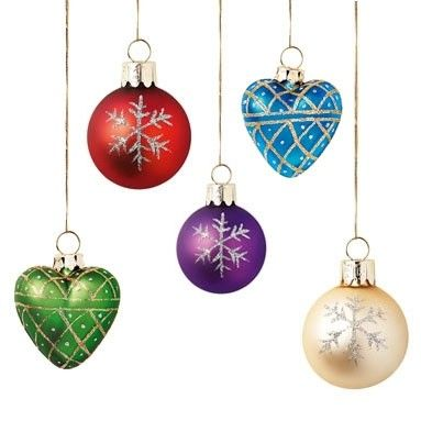 Christmas decorations - cheap and cute