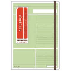 Fine Print Notebook - Once upon a time | Paper Products Online