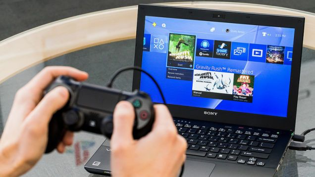 A Quick Test Of PS4's New Remote Play Capabilities