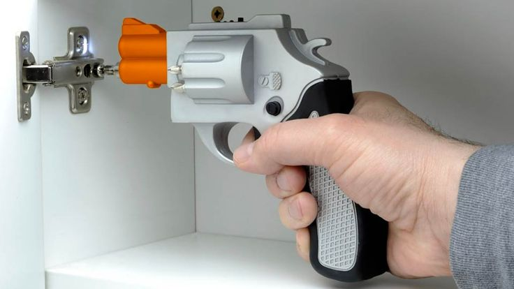 Handgun Electric Screwdriver: Do I Feel Handy? Well, Do Ya, Punk? | Gizmodo Australia