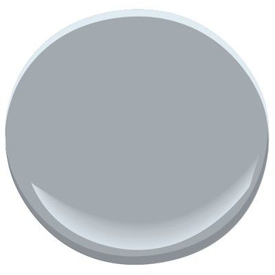 Benjamin Moore Shadow Gray = Restoration Hardware Gravel