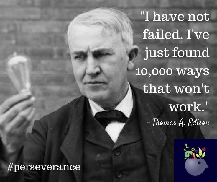 Virtues Question Cards Thinkvirtues Thomas Edison Edison Alva Edison