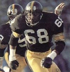 Perfect Steel Curtain Great LC Greenwood, One Of The Greatest Pro Bowl Defensive  Ends In NFL