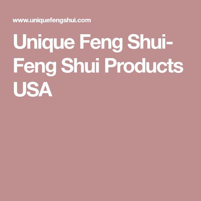 Unique Feng Shui- Feng Shui Products USA