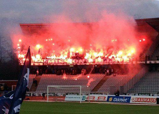 Aarhus - FC København 23.02.2014