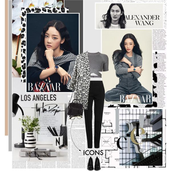 """""""Alexander Wang"""" by ioreth on Polyvore"""