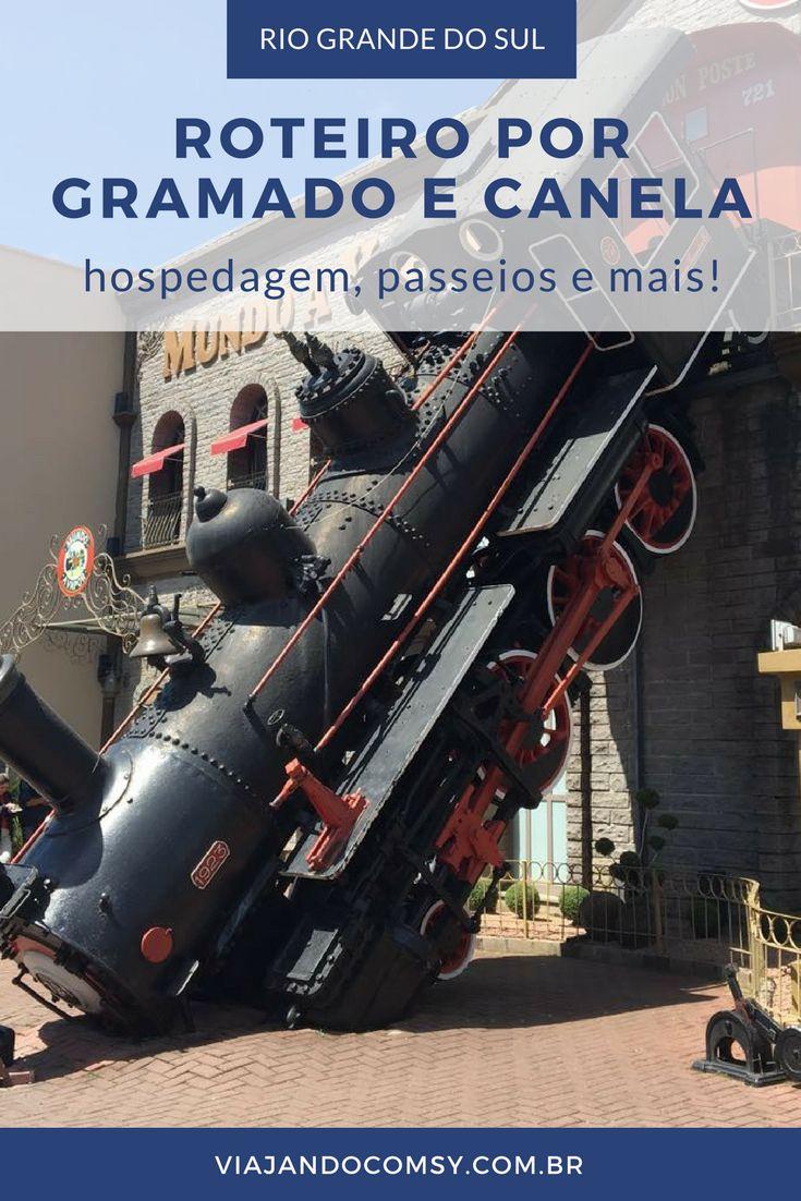 Descubra nesse post tudo sobre viajar para Gramado e Canela! Dicas de passeios, onde ficar, restaurantes e mais: https://viajandocomsy.com.br/roteiro-em-gramado-e-canela/