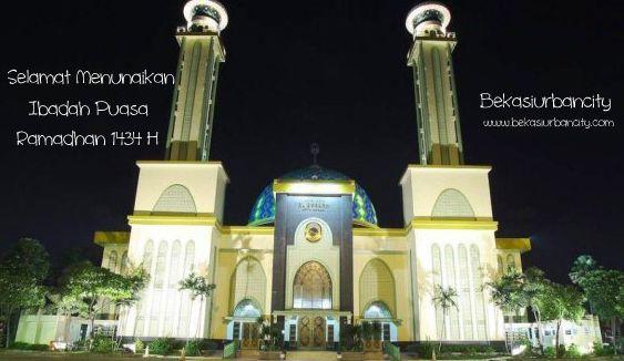 Masjid Al Barkah kota Bekasi