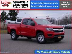 2016 Chevy Colorado for sale at Luther Brookdale Chevrolet in Brooklyn Center, MN #lutherauto
