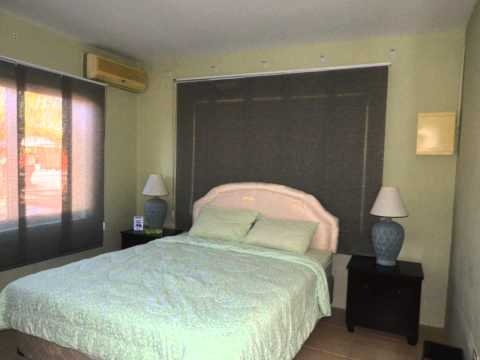 Del Rey Apartments is located at Kamay 13-D, Aruba Tell: 00297 586 3309    From Aruba Airport to Del Rey apartments  Exit the airport and take a left (direction Oranjestad).  Stay on the L.G. Smithblvd., further on named Sasakiroad, until the traffic lights in the highrise zone. On your Left is a McDonalds. Right in front is a Wendy's.  Take a right ...