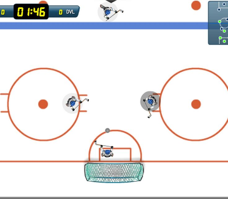 An easy to play top down ice hockey game for all you Hockey fans and casual gamers out there! Play a quick friendly match or take your team through the tournament mode or try the challenges.