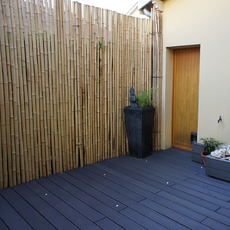 1000+ ideas about Cloture Bambou on Pinterest  Jardiniere