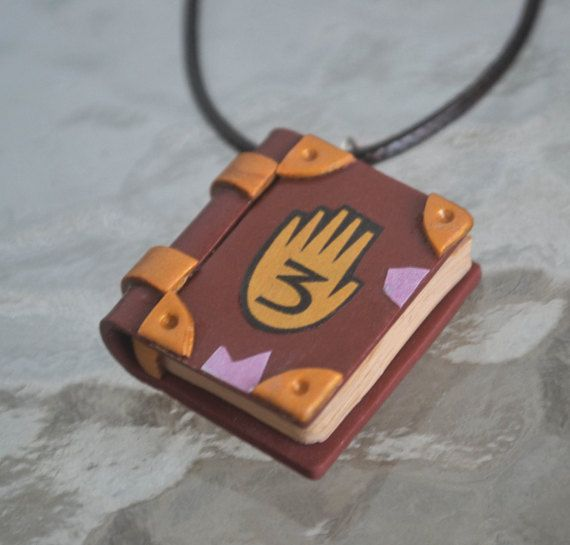Gravity Falls Journal Pendants<<<<<GIVE IT TI ME NOOOOOW