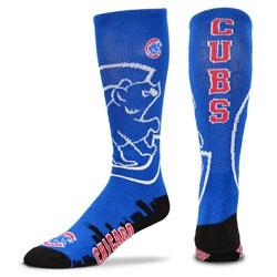 Chicago Cubs Skyline Crew Socks  http://www.fansedge.com/Chicago-Cubs-Skyline-Crew-Socks-_336335722_PD.html?social=pinterest_pfid47-36528