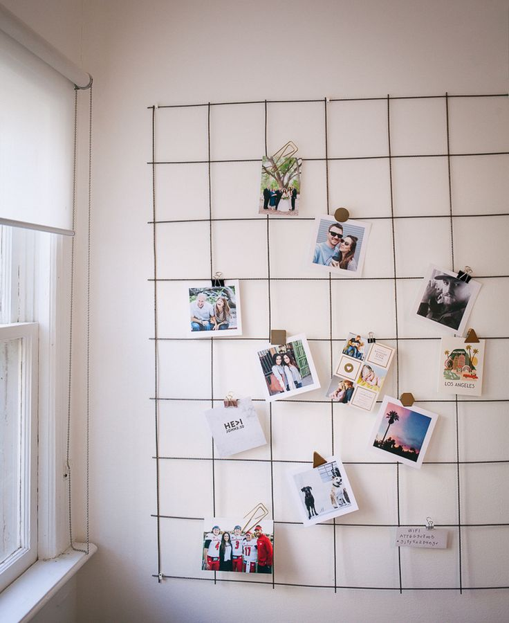 Great idea for a wall in need of some love || Pixels and Playbooks