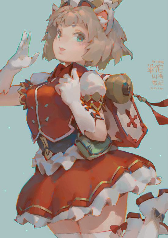 ArtStation - Recently, Krenz Cushart