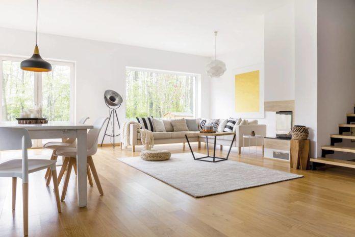 Vinyl Auf Der Fussbodenheizung Verlegen Geht Das Fussboden Fussbodenheizung Und Wohnzimmer Ideen
